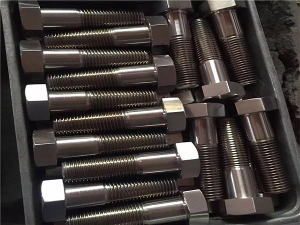 2507/f55/s32750/1.4410 combination bolt &inox screw &quick bolt fastener